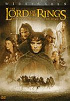 Cover image for The lord of the rings the fellowship of the ring