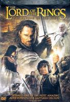 Cover image for The lord of the rings the return of the king