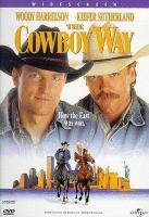 Cover image for The cowboy way
