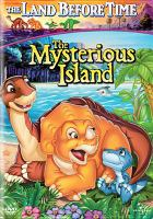 Cover image for The land before time V the mysterious island
