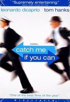 Cover image for Catch me if you can