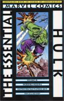 Cover image for The essential Hulk