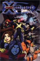 Cover image for X-men : evolution
