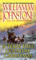 Cover image for A Texas hill country Christmas