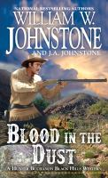 Cover image for Blood in the dust