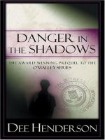 Cover image for Danger in the shadows