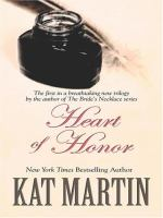 Cover image for Heart of honor