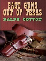 Cover image for Fast guns out of Texas