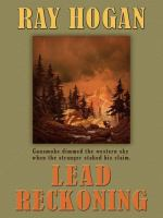 Cover image for Lead reckoning