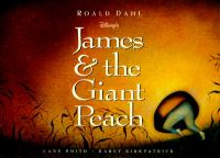 Cover image for Disney's James and the giant peach