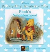 Cover image for Pooh's neighborhood