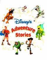 Cover image for Disney's adventure stories