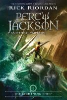 Cover image for Percy Jackson and the Olympians. 1, The lightning thief