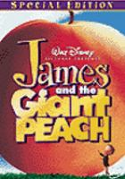 Cover image for James and the giant peach