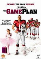 Cover image for The game plan