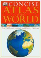 Cover image for Dorling Kindersley concise atlas of the world