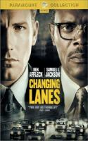 Cover image for Changing lanes
