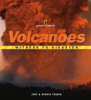 Cover image for Volcanoes
