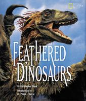 Cover image for Feathered dinosaurs