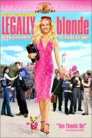 Cover image for Legally blonde