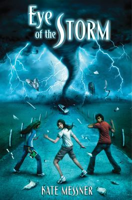 Cover image for Eye of the storm
