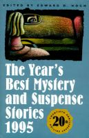 Cover image for The year's best mystery and suspense stories