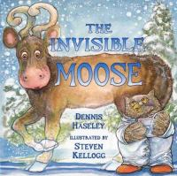 Cover image for The invisible moose