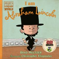 Cover image for I am Abraham Lincoln