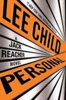 Cover image for Personal : a Jack Reacher novel