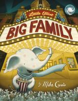 Cover image for Little Elliot, big family