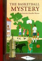 Cover image for The basketball mystery