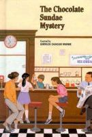 Cover image for The chocolate sundae mystery