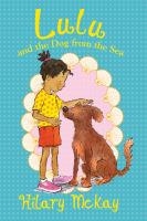 Cover image for Lulu and the dog from the sea