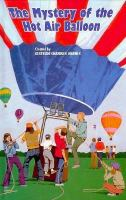Cover image for The mystery of the hot air balloon