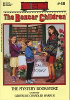 Cover image for The mystery bookstore