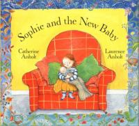 Cover image for Sophie and the new baby