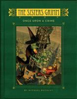 Cover image for The Sisters Grimm. [Book four], Once upon a crime