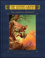 Cover image for The Sisters Grimm. [Book two], The unusual suspects
