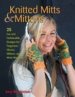 Cover image for Knitted mitts & mittens