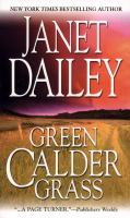 Cover image for Green Calder grass