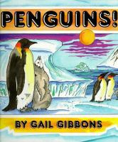 Cover image for Penguins!