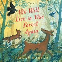 Cover image for We will live in this forest again