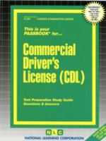 Cover image for Commercial driver's license (CDL)