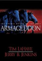 Cover image for Armageddon : the cosmic battle of the ages