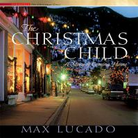 Cover image for The Christmas child