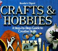 Cover image for Crafts & hobbies