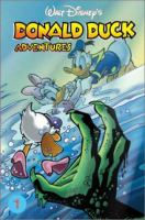 Cover image for Walt Disney's Donald Duck adventures.