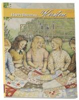 Cover image for Happy birthday, Kirsten! : a springtime story