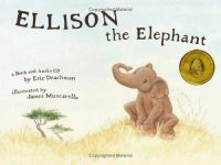 Cover image for Ellison the elephant
