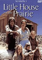 Cover image for Little house on the prairie. Season 1
